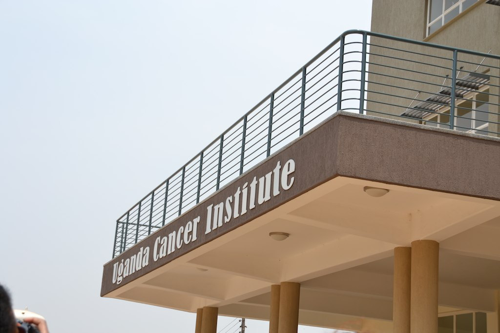 Uganda Cancer Institute | Photo Credit: Sally Canfield